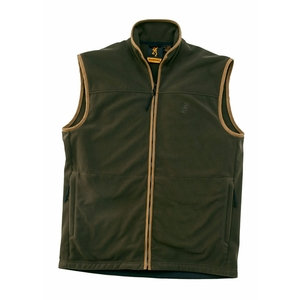 Browning Windsor fleece vest Green - L