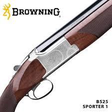 Browning - B525 Sporter