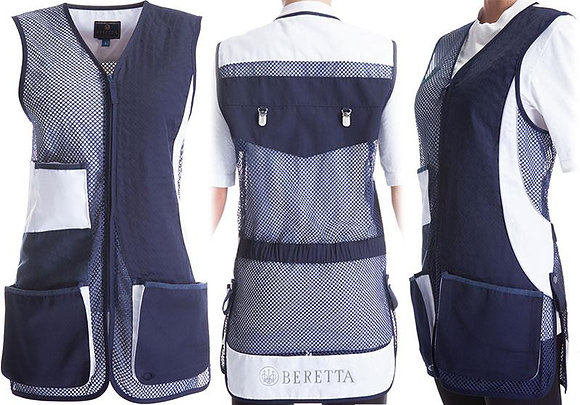 Beretta Uniform pro (Blue & White) mesh vest