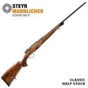 Steyr Mannlicher - Classic half stock