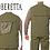 Thumbnail: Beretta multiclimate vest dark green