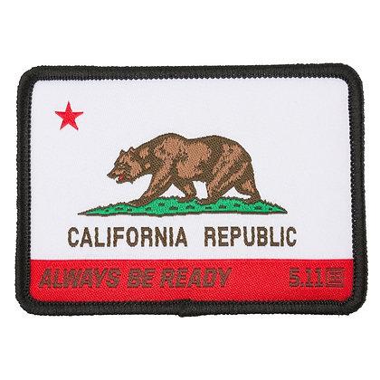 5.11 CALIFORNIA STATE BEAR PATCH
