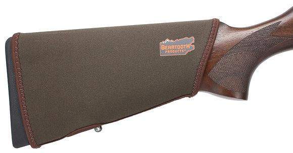 Beartooth stockguard - No loops Brown