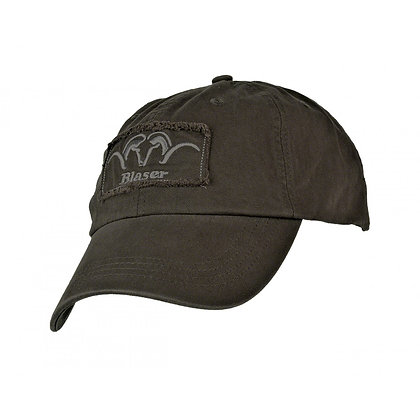 Blaser cap with patch