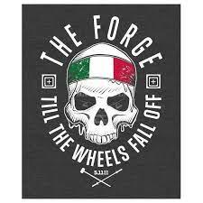 5.11 THE FORGE FLAG TEE ITA