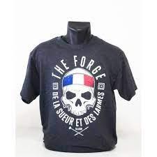 5.11 THE FORGE FLAG TEE FRA
