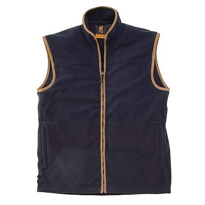 Browning Windsor fleece vest Blue - 2XL