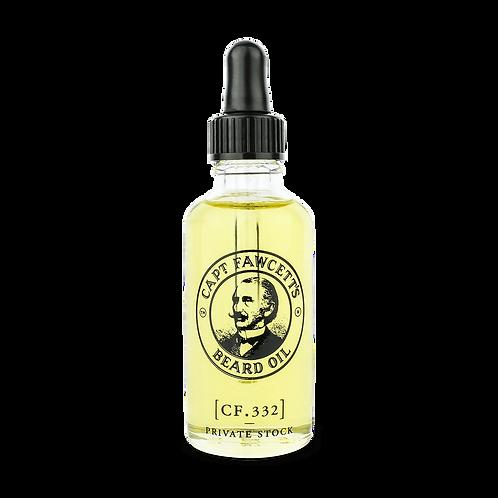 CAPTAIN FAWCETT Private Stock Beard oil 10 ML