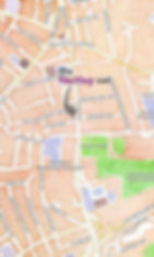 map of the finchley vet