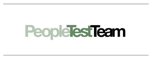 PeopleTestTeam med upp till 8 personer