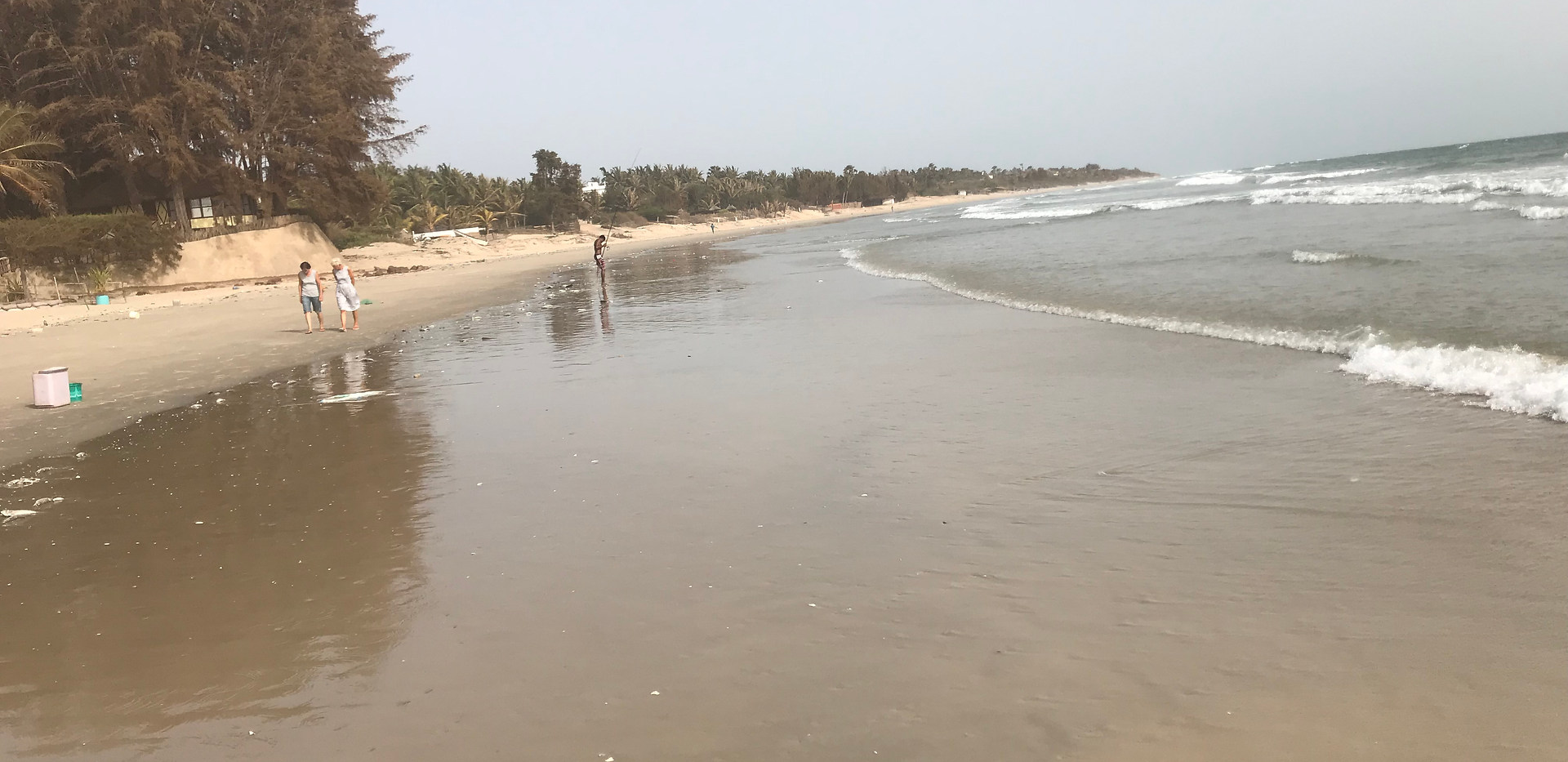 Beaches of Cap Skirring