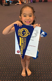 Junior Zone Champion