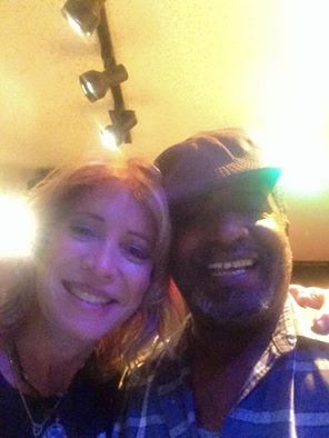 Alvin Starks and Gail Sutton
