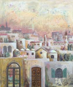 J63-I Dream of Jerusalem/2017-1
