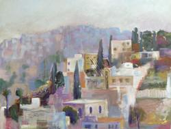 Foggy Jabal Amman