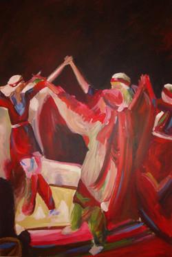 Dabkeh Dancers 2
