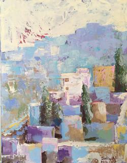 Jabal Amman Blue