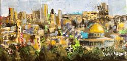 J112-Jerusalem Panorama