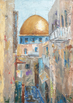 J61-Dome of the Rock thru Alley 2