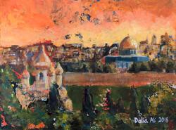 J113-Jerusalem Postcard