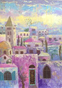 I Dream of Jerusalem/2015-1