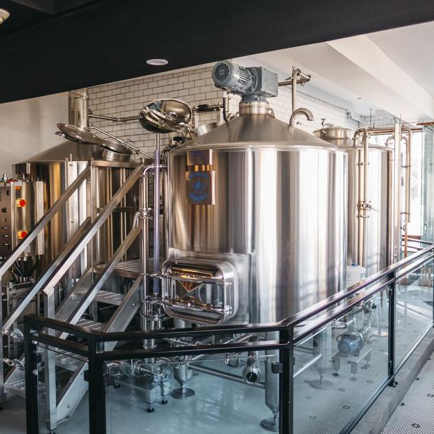 Brewhouse Inside Main Floor