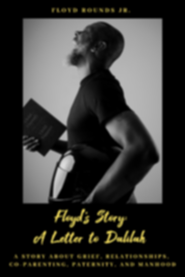 Floyd's Story_ A Letter to Dalilah_Cover