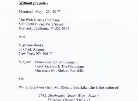 Avocate américaine luttant contre Walt Disney