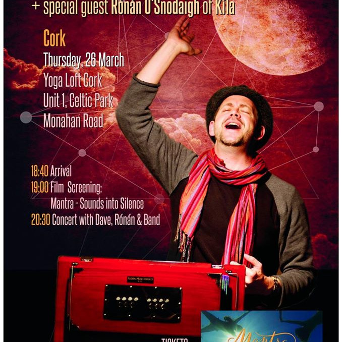 "Kirtan with Dave Stinger and ""Mantra"" documentary screening"