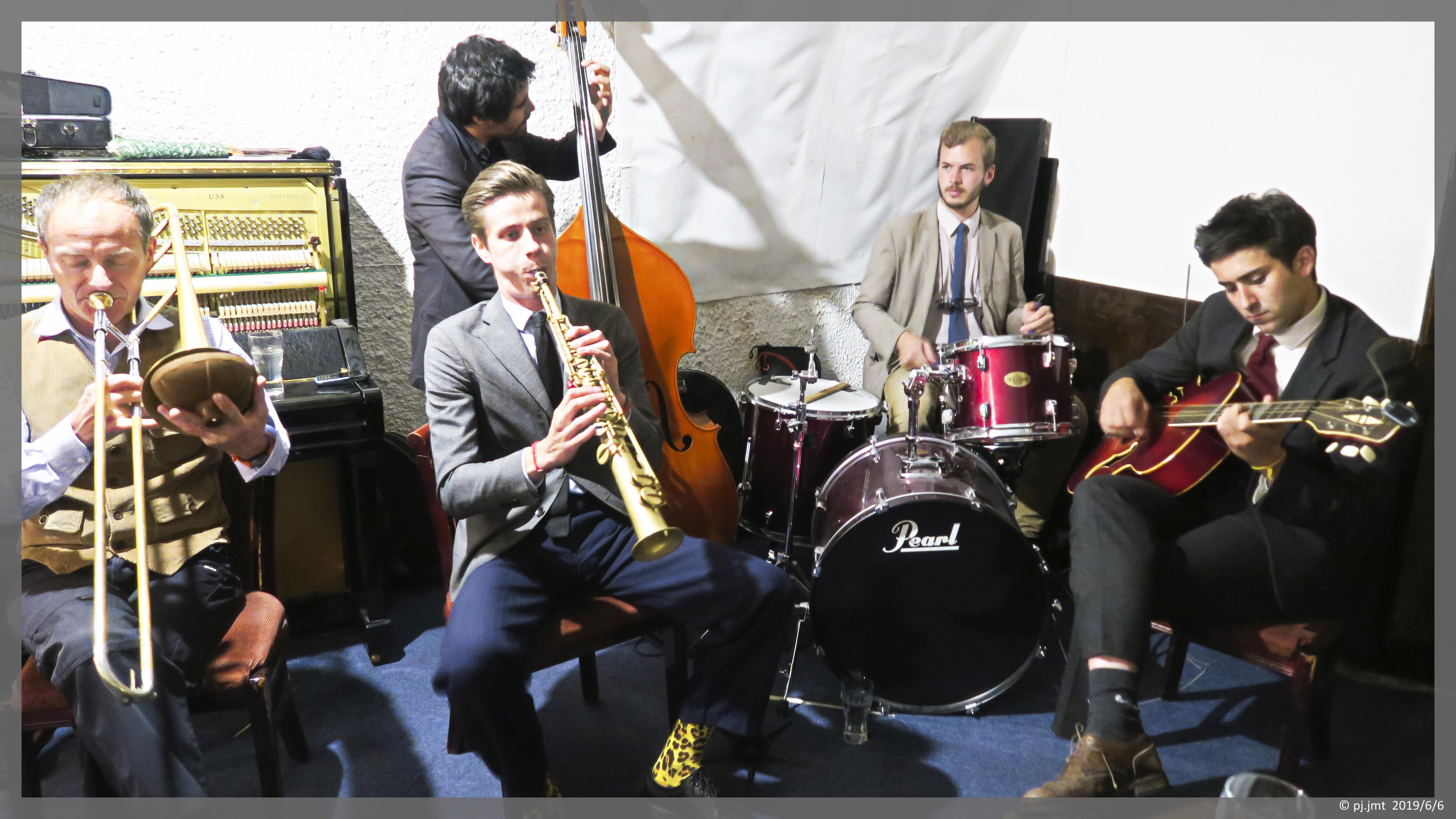 Prokhor Burlak - Canal Street Band