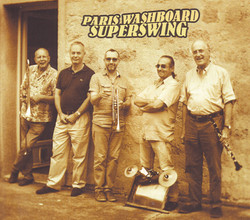 Paris Washboard Superswing