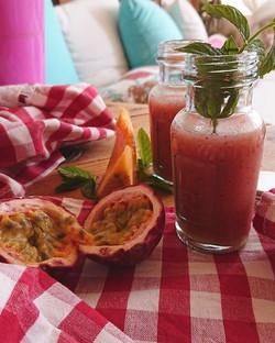 colazione frutto della passione locale