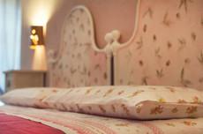 Bagno stanza della rosa