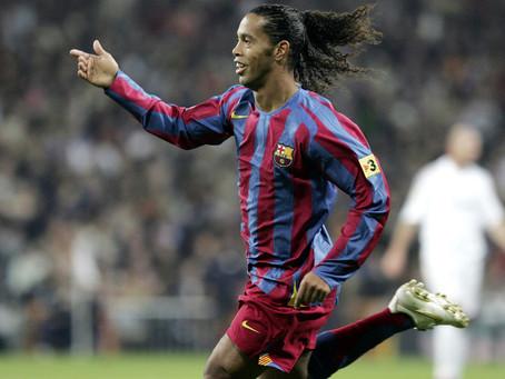 Recordando a Ronaldinho