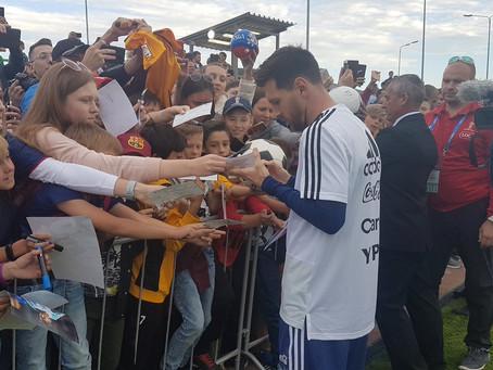"""""""Traeme la copa Messi, traeme la co..."""""""