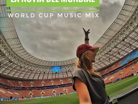 El Playlist de La Novia del Mundial