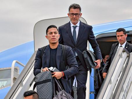 El camino de Juan Carlos Osorio