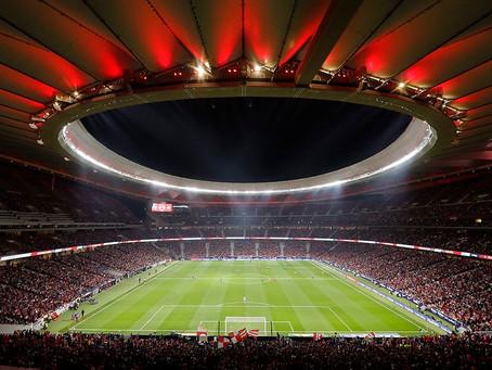 De esta forma construyeron el escenario de la final de la Champions