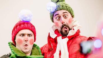 Santas Airforce Elves