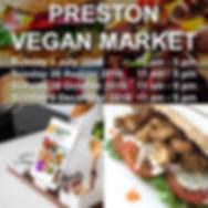 Preston Vegan Market