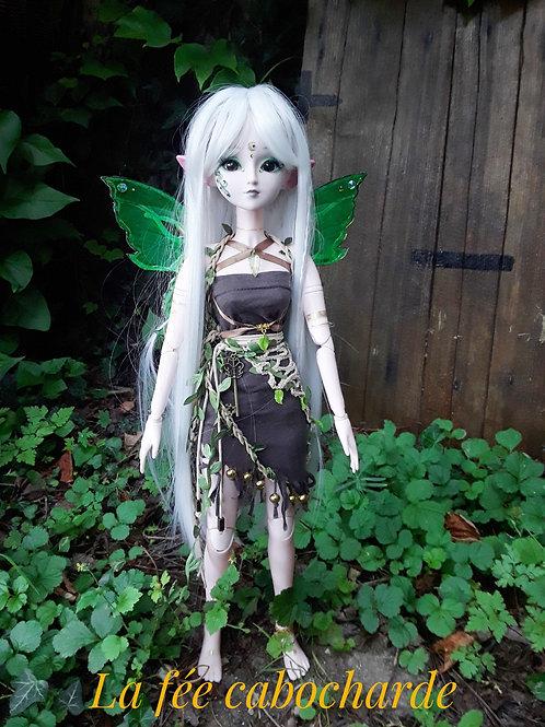 Gwena'Ailes fée de la forêt