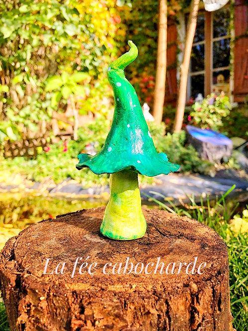 Champimignon de la forêt enchantée ( vert)