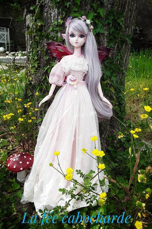 Elfège fée des roses (60 cm)