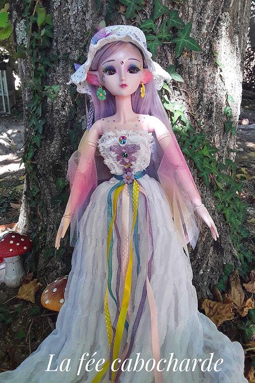 Clarisse Elfe des arcs en ciel