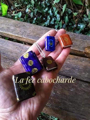 grimoires miniatures