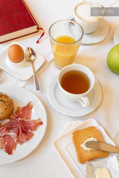 Fotografo colazione food ristoranti hotel Federico Viola Fotografia Latina Lazio