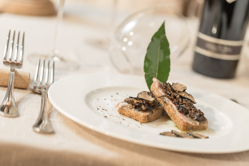 Fotografo food per ristoranti in provincia di Latina. Federico Viola.