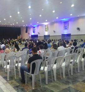 Tabernáculo Profético Hesedh, Alagoinhas-Bahia, Brasil.