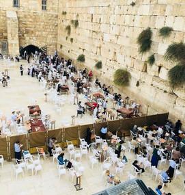 Muro das Lamentações, Israel.