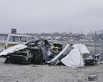 Wrecked Car Shawn Sage Natalie Marti DUI Drunk Driver Crash
